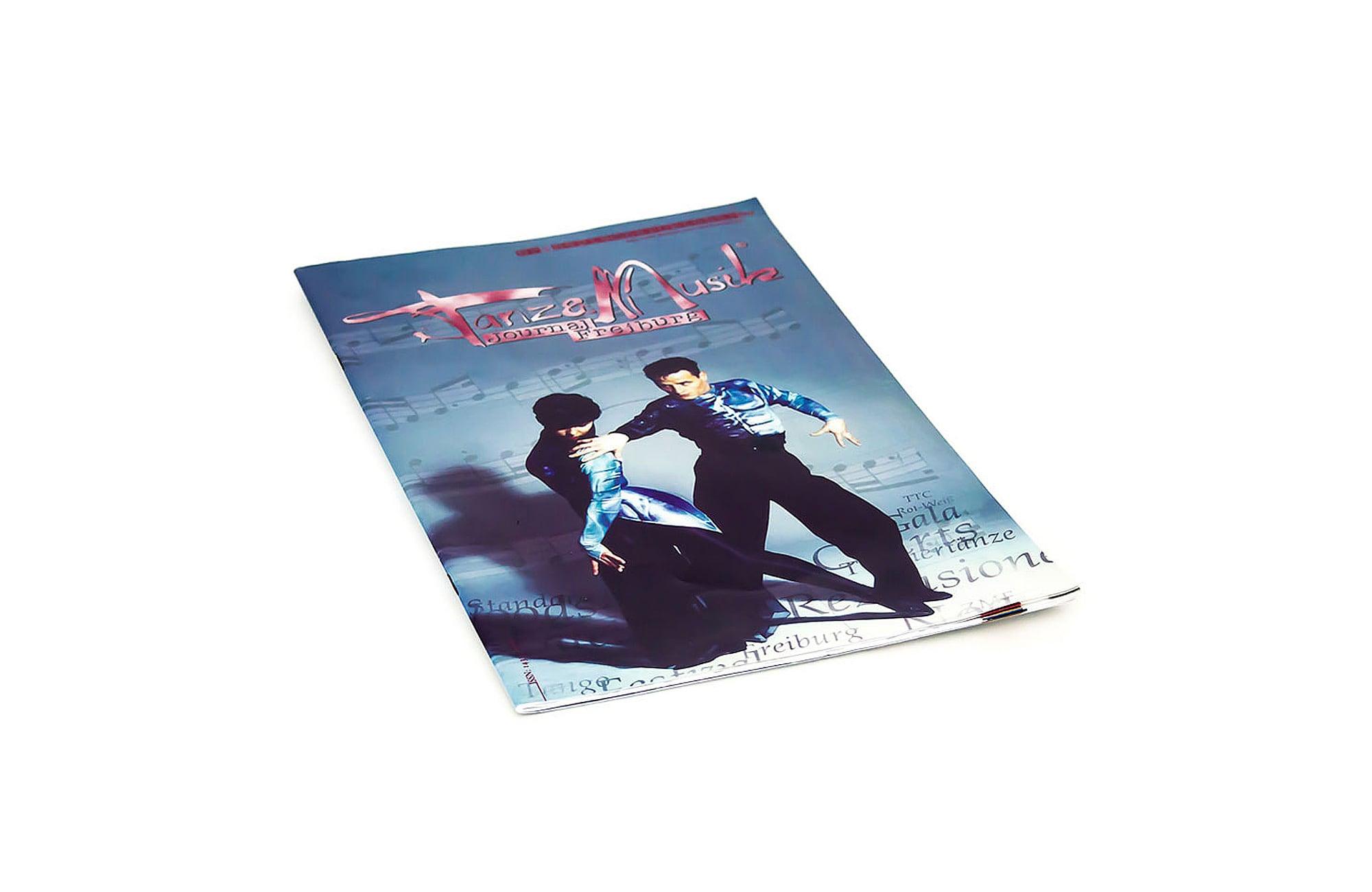 Fachmagazin Cover Design